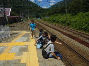 鉄道研究クラブ 研究旅行(4)