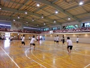 スポーツ大会2日目①