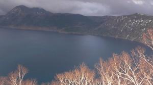 摩周湖全景