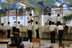 20130930横校祭準備2