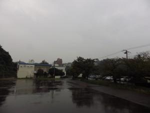 20131015台風接近中