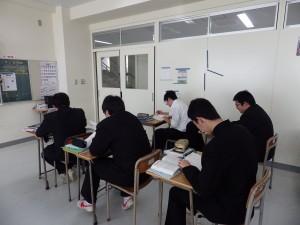 20131130期末試験前
