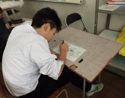 20131211美術特別授業3
