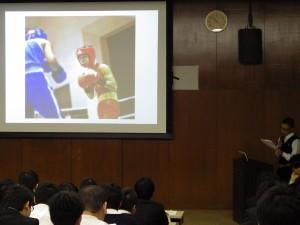 20131216高2スピーチコンテスト