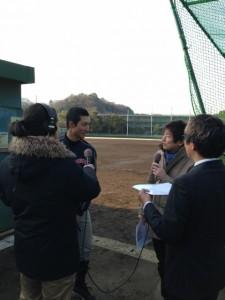 FMヨコハマ:選手インタビュー