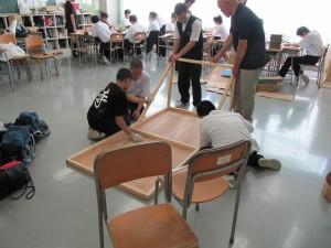 20141003横校祭準備3日目 (2)