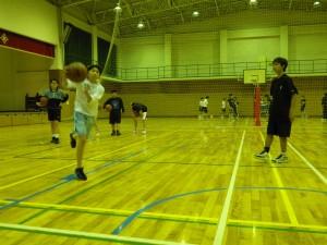 20141115バスケットボールクラブ