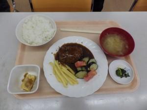 今日の定食