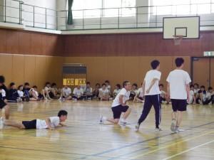 20150610高校スポーツ大会①