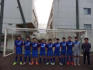 サッカークラブ集合写真