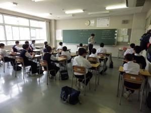 20160524中間試験初日①