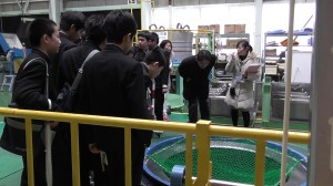 水槽実験設備